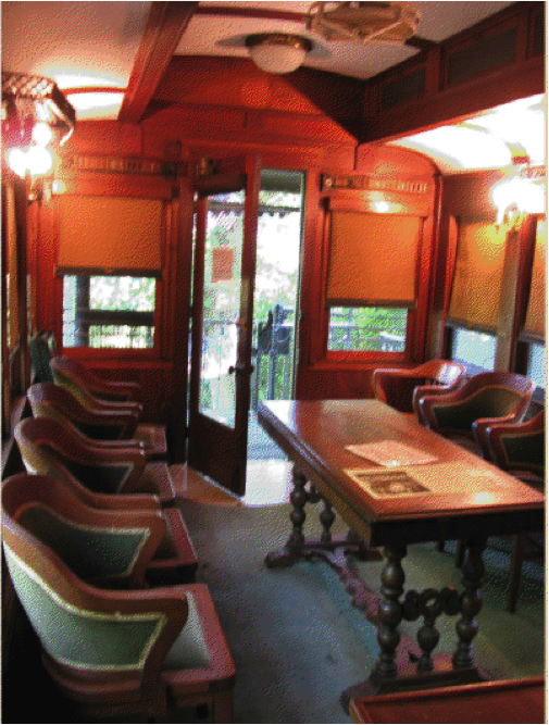 Historic Conference Room