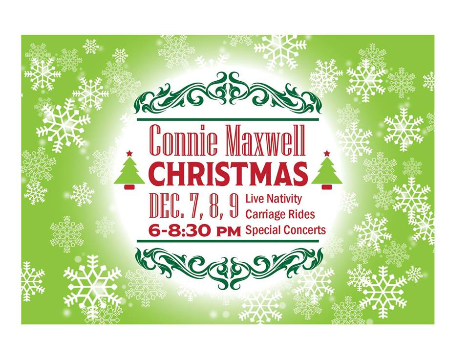 connie maxwell christmas