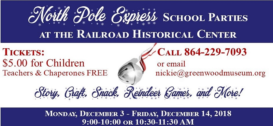 North Pole Express Web Feature